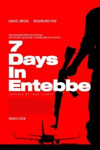 7 Days in Entebbe (2018) English Movie