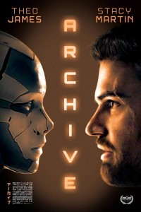 Archive (2020) English Movie