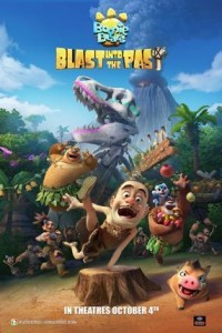 Boonie Bears Blast Into the Past (2019) English Movie