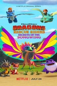 Dragons Rescue Riders Secrets Of The Songwing (2020) English Movie