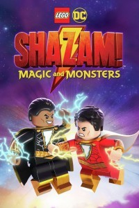 Lego DC Shazam Magic And Monsters (2020) English Movie