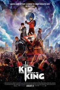 The Kid Who Would Be King (2019) English Movie