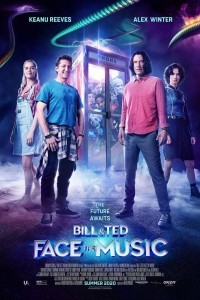 Bill and Ted Face the Music (2020) English Movie
