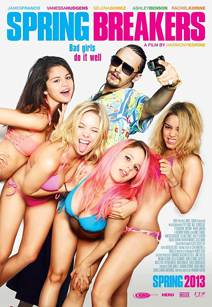 Spring breakers English 480p Download