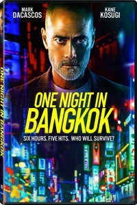 One Night in Bangkok (2020) English Movie