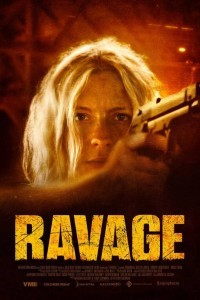 Ravage (2020) English Movie
