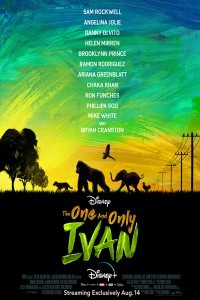 The One and Only Ivan (2020) English Movie
