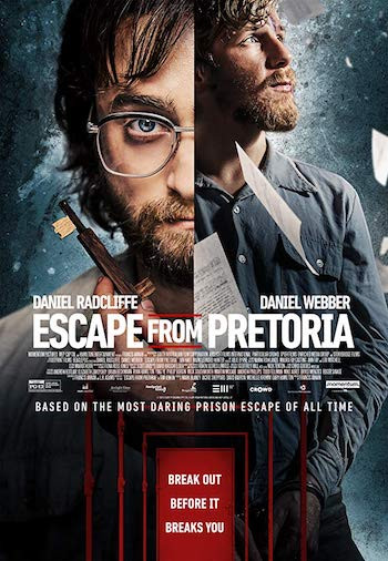 Escape From Pretoria 2020 English Movie Download