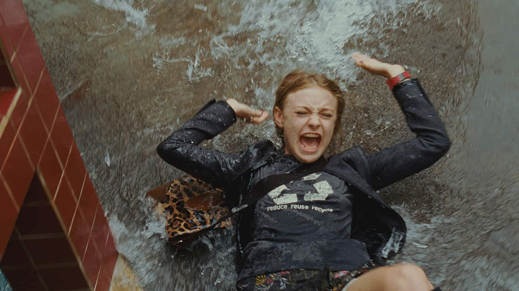 Dakota Fanning in Push (2009)