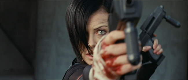 Cyberpunk Review » Aeon Flux (2005)