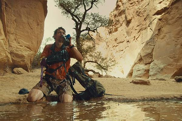 Image result for 127 Hours movie story""