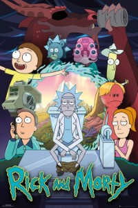 Download Rick and Morty (Season 1 – 5) [S05E08 Added] {English With Subtitles} WeB-DL HD 720p [170MB]